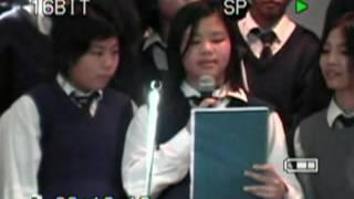 釋慧文中學《英語話劇 & 英語歌唱 & 英語朗誦》8 of