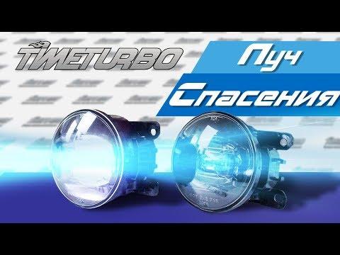 Противотуманки. Какой должен быть луч? Противотуманные фары LED | Timeturbo.ru
