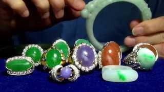 Jade Collection by Dr. Thitiphand B , Thailand
