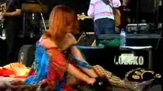 Moloko live at Pinkpop 2004