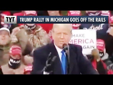 Trump Inciting Right-Wing Terrorism in Michigan