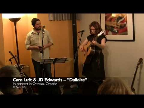 Cara Luft & JD Edwards -- Dallaire