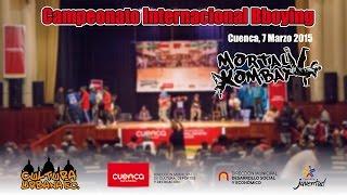 MK Batalla 06 - Kairos Crew (Guayaquil) vs New Cvis (Colombia)