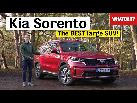 New Kia Sorento hybrid 2021 in-depth review – why it's the best large SUV | What Car?