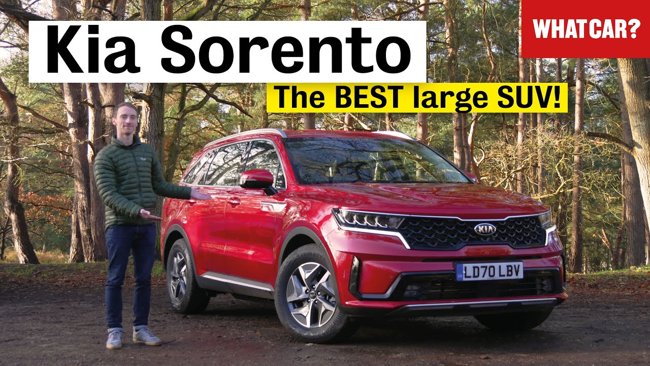 New Kia Sorento Hybrid 2021 in-depth Review