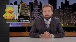 GREG NEWS com Gregório Duvivier | IMPOSTOS