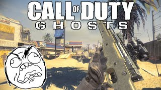 """HILARIOUS RAGE!"" - Gun Game v2 - Call of Duty: Ghosts"