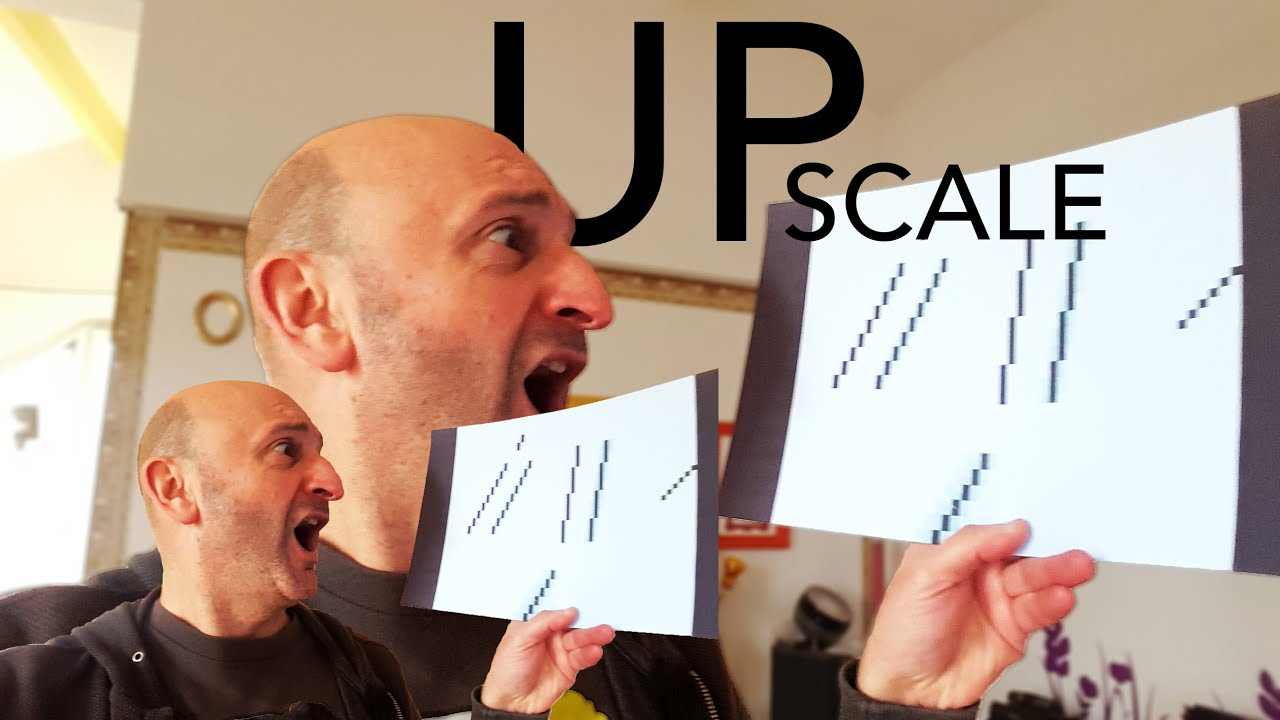 Download L'Upscale vidéo, c'est quoi ?