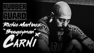 Boogeyman's Deadly Rubber Guard Trap | Richie Martinez