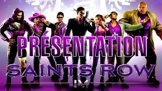 SAINTS ROW 4: Présentation! [FR]