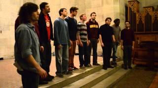 The Obertones - Shosholoza (a cappella)
