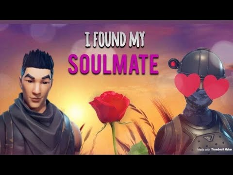 I FOUND MY SOUL MATE IN SOLOS!  Fortnite