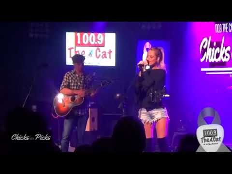 100.9 The Cat's Chicks With Picks - Brooke Eden