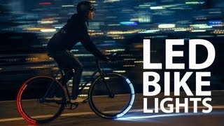Pimp Your Bike With Revolights LED Lights