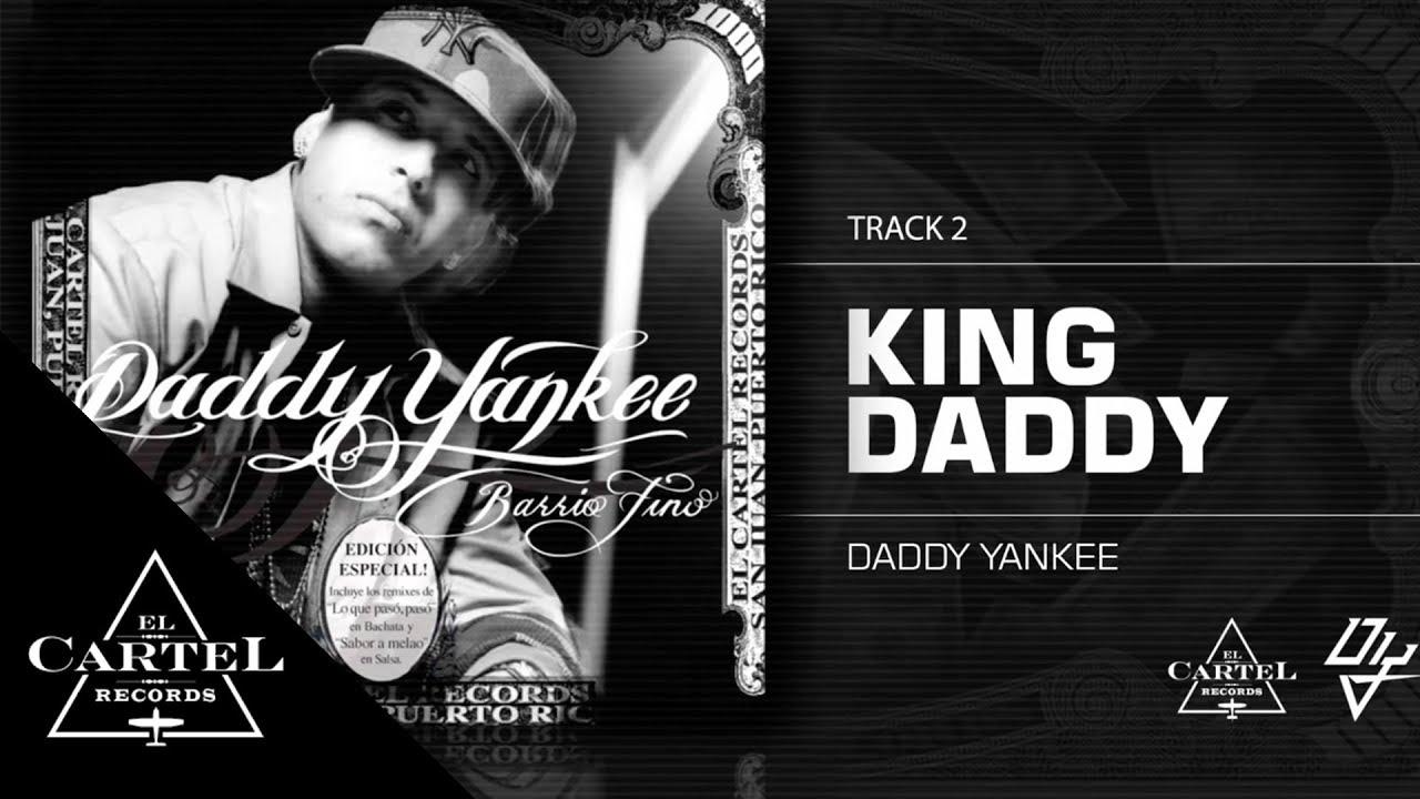"Download Daddy Yankee | ""King Daddy"" - Barrio Fino (Bonus Track Version) (Audio Oficial)"