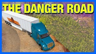 The Most Dangerous Road in American Truck Simulator