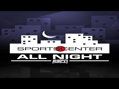 Espn radio  LIVE STREAM LIVE: ESPN New York 98.7  SportsCenter AllNightt  Espn radio show