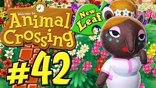 ANIMAL CROSSING: NEW LEAF # 42 ★ Nintendos Traumwelt im Schlummerhaus! [HD | 60fps]