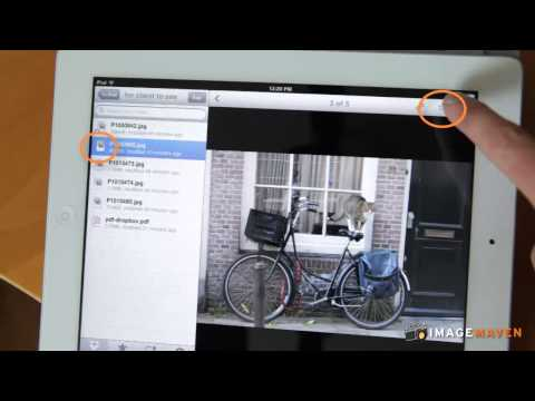 IPad + Dropbox: Transfer Files To And From Your IPad Using Dropbox