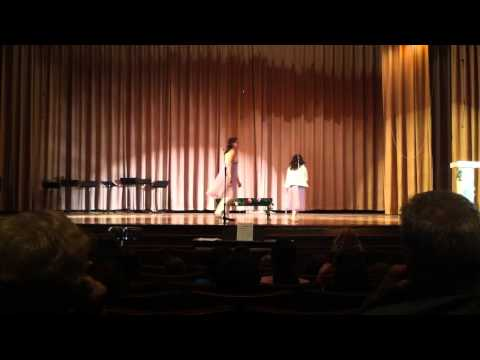 Fine Arts Festival at The Day School at Baltimore Hebrew : Romeo and Juliet