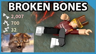 This Game Will Break All Your Bones In Roblox