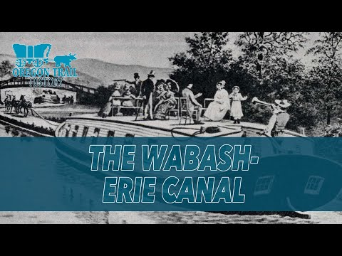 The Wabash Erie Canal
