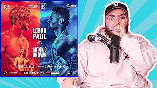 Will Logan Paul vs Antonio Brown Happen?!?