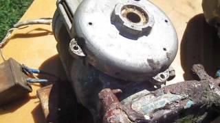 АГІДЕЛЬ насос ВЦН - 1 водяний побутової (частина 1) ремонт