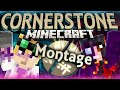 Minecraft Mods: Cornerstone -  FUNNY MOMENTS MONTAGE