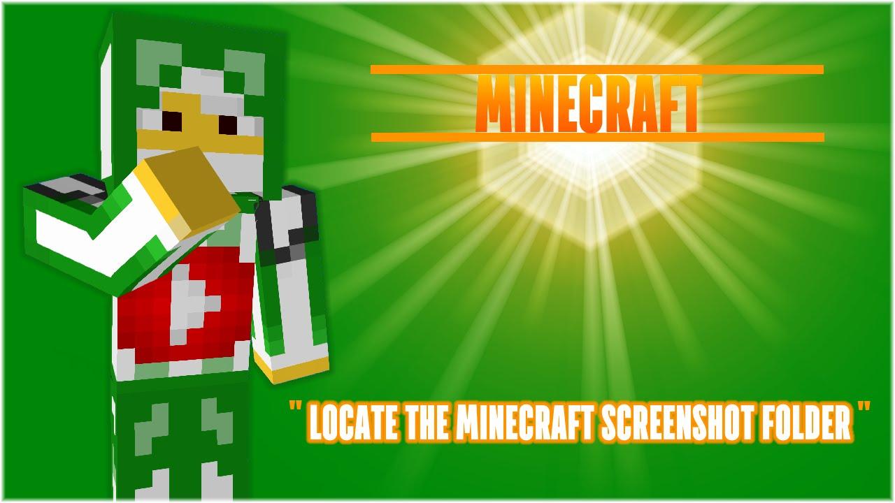 Minecraft screenshots folder location for mac and windows minecraft screenshots folder location for mac and windows computers youtube ccuart Gallery