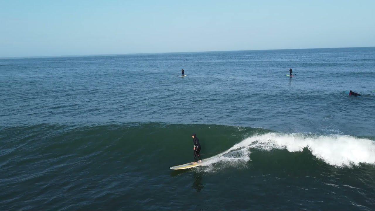 2021年6月13日 北海道サーフィン、サップ 日本海某所