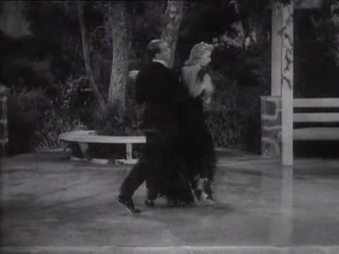 Fred & Ginger, Hypnotic dance (Carefree, 1938)