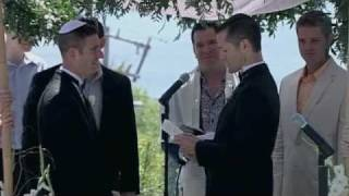 Adam and Nathan wedding ceremony Part1.m4v