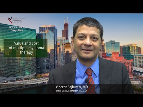 Value and cost of multiple myeloma therapy - YouTube