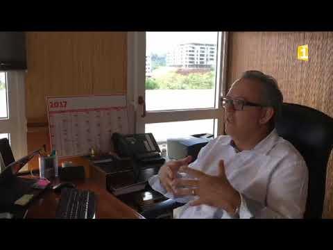Gérald Prufer sur Polynésie 1ere Radio