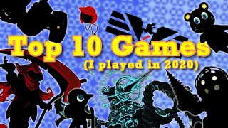 My Top 10 Games of 2020