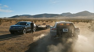 VW - Baja with Tanner Foust + Rhys Millen