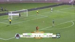 Round 3 - Al Rayyan 5 x 3 Al Ahli - Emir Cup 2014-2015