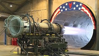 Listen To The Deafening Roar Of F-16 Jet Engine Full Afterburner