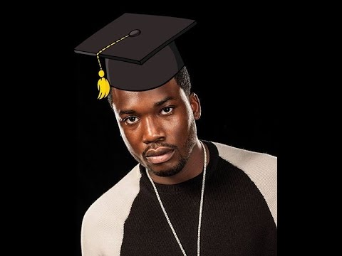 Meek Mill Enrolls in College and Teams up with Sixers for Community Outreach Programs for Kids.