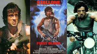 Weird Sylvester Stallone Rambo Facts