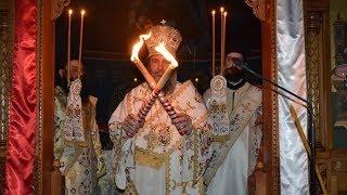 Η Αναστάσιμη Θεία Λειτουργία στον Καθεδρικό 2017