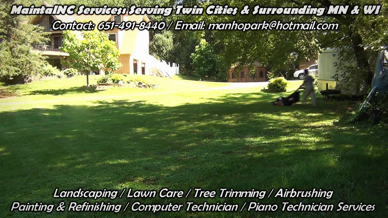 Session 2 - Lawncutting with a Toro 20382 Personal Pace Super Recycler 21
