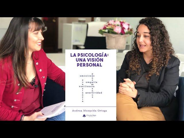 La Psicología: Una visión personal (nuevo libro de Andrea Mezquida)