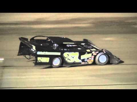 IMCA Late Model feature Independence Motor Speedway 5/7/16