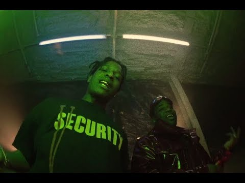 A$AP Ferg - Mattress REMIX ft A$AP Rocky, Famous Dex, Rich the Kid, Playboi Carti (Music Video)