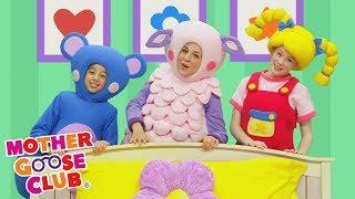 Simple Songs Mulberry Bush Baby Songs | Mother Goose Club | Baby Songs nursery rhyme for kids