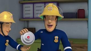 Überprüft alle Rauchmelder! 🔥 Feuerwehrmann Sam | Sicher mit Sam: Zuhause | für Kinder