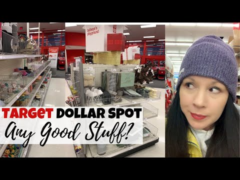 PICKING Through Target Dollar Spot | Love A Good Bargain