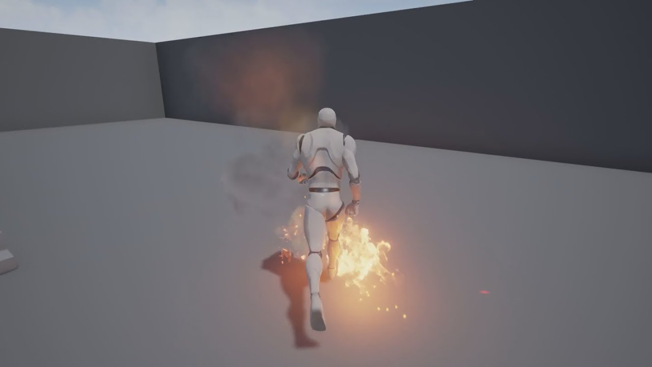 Unreal Engine 4 - Slow Movement Trap - Most Popular Videos